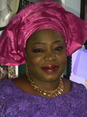 Chief (Comrade) Mrs. Olusola Abuachi