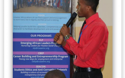 Aspiring Nobel Laureate, Samson Okolinta, launches PEFA Solutions
