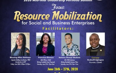2020 ELP Mid-Year Leadership Portfolio Summit