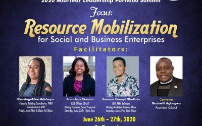 2020 ELP Mid-Year Leadership Portfolio Summit