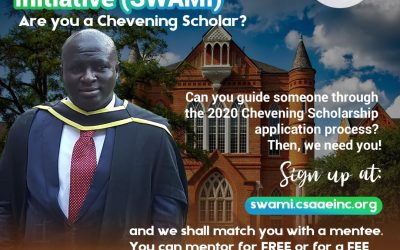 Chevening Scholars Needed