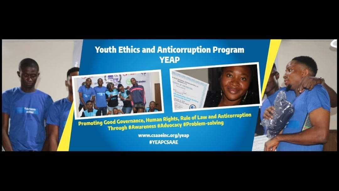 Youth Ethics And Anti-corruption Program – YEAP