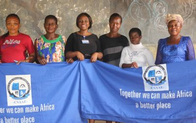 CSAAE gives hope to Uzoagba women through its Economic Inclusion and Empowerment initiative.